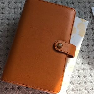 Webster's pages planner/diary/journal